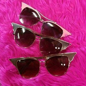 Accessories - Bat wing glasses